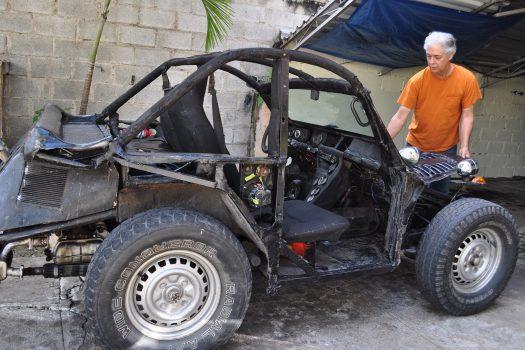 Jorge czyli Mad Max
