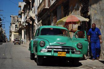 Kubańskie bryki