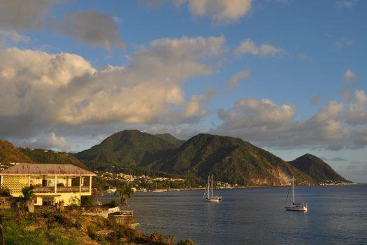 Żyć nie umierać na Dominice