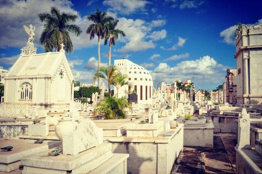 Karaibskie cmentarze