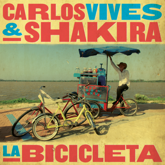 Carlos Vives&Shakira / La Bicicleta Source: www.billboard.com