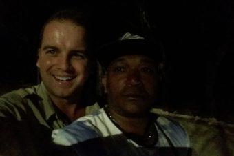Selfie z Ramónem