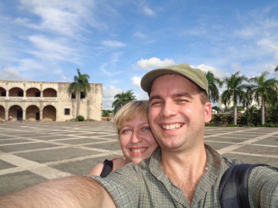 Marcin i Kinga, Santo Domingo, Dominikana 2016