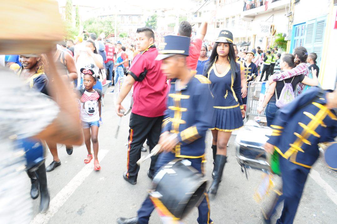 Panama świętuje, Casco Viejo, Panama City