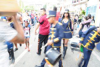 Panama i fiesta