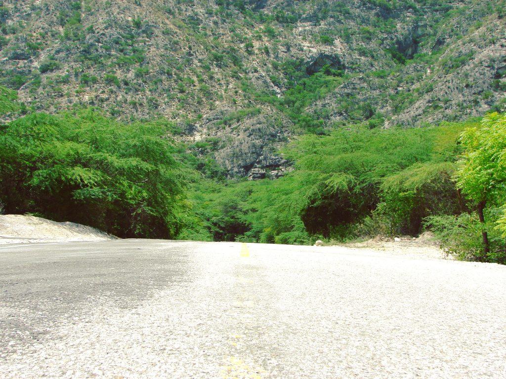 Okolice jeziora Enriquillo w południowo-zachodniej Dominikanie.