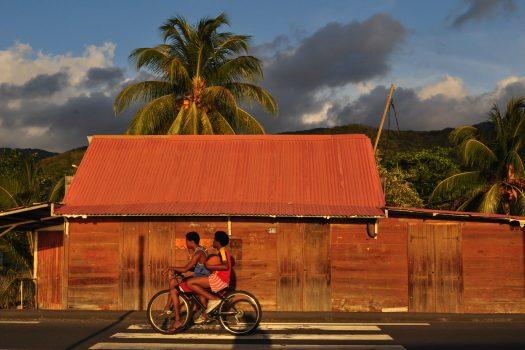 Karaiby na języku