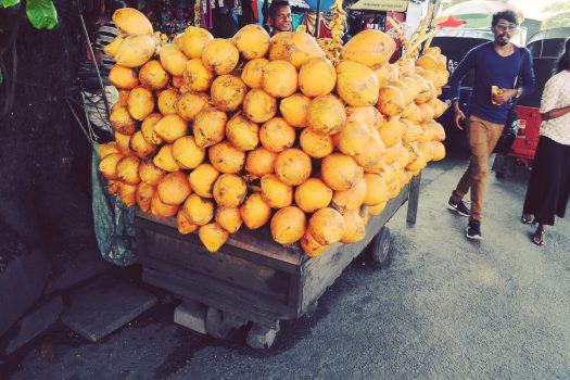 Moc bazaru w Pettah