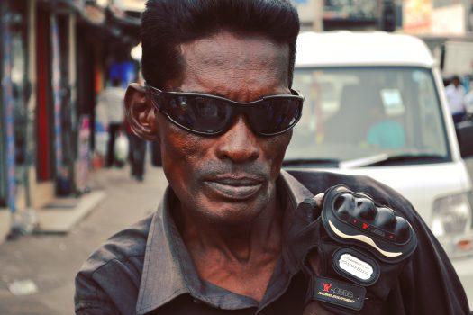 Celebryta z Kolombo