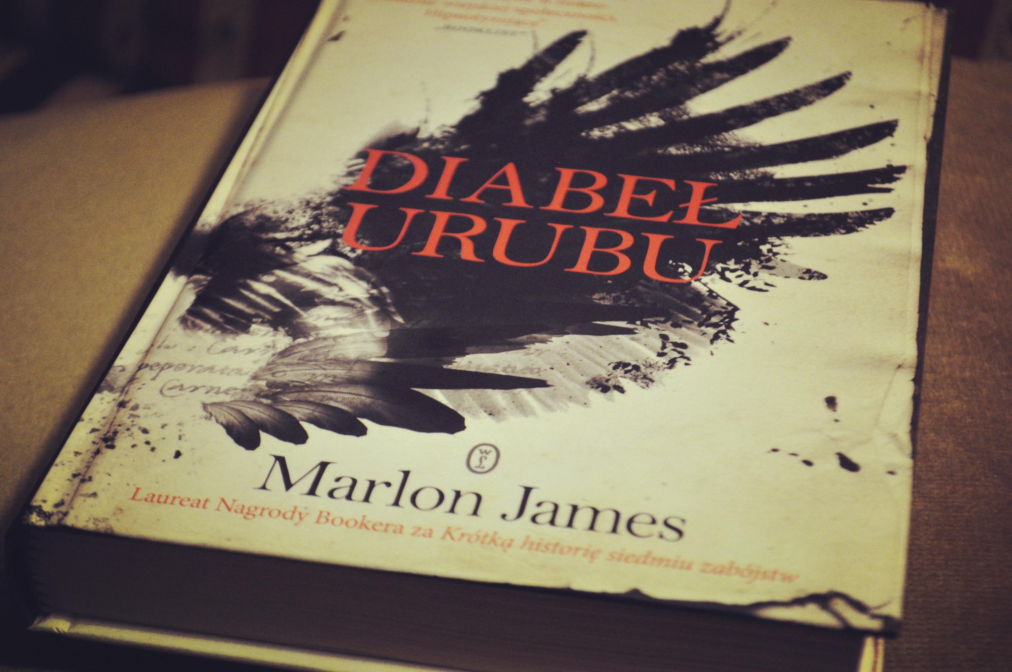 Diabeł urubu, książka Marlona Jamesa