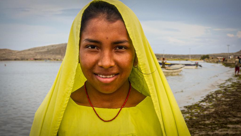 Moc Wayuu, kobieta Wayuu, (c) Ediana Tamar Montiel / Wayuuando Films