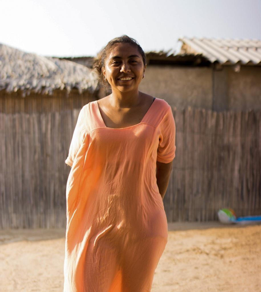 Bohaterka wywiadu - Ediana Tamar Montiel, (c) Wayuuando Films