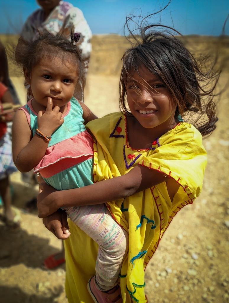 Dzieci Wayuu, (c) Ediana Tamar Montiel / Wayuuando Films