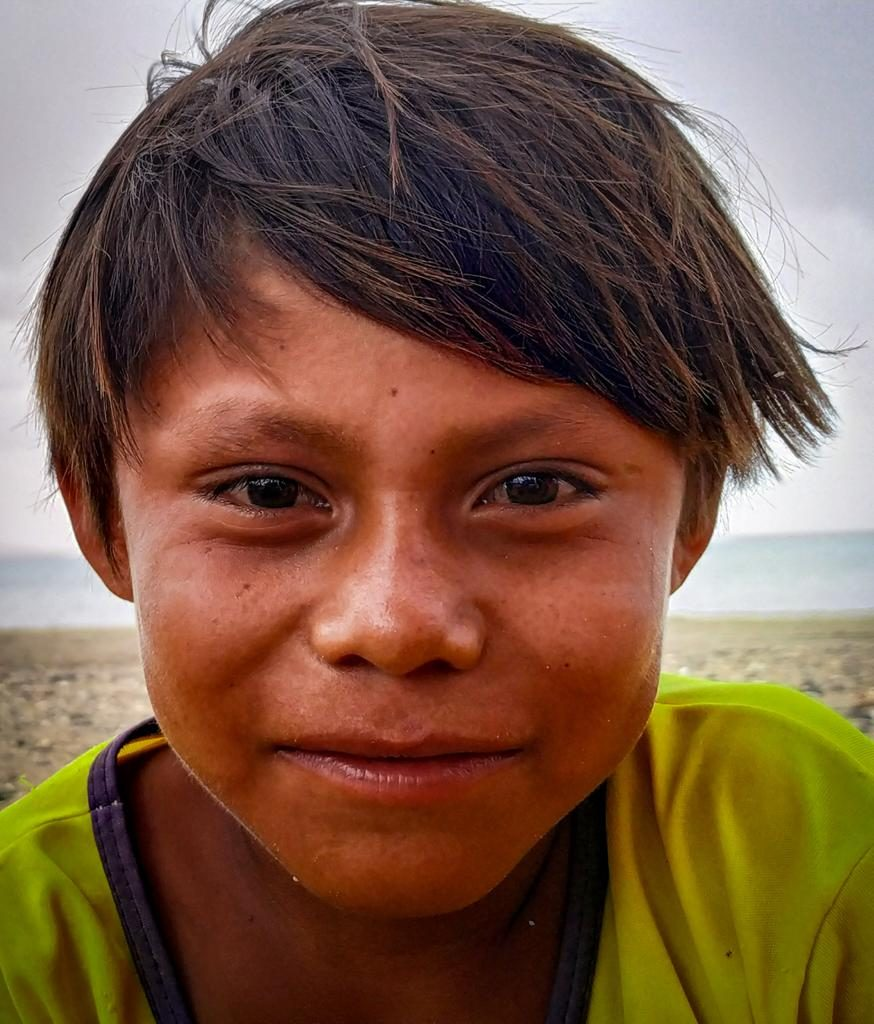 Chłopiec Wayuu, (c) Ediana Tamar Montiel / Wayuuando Films