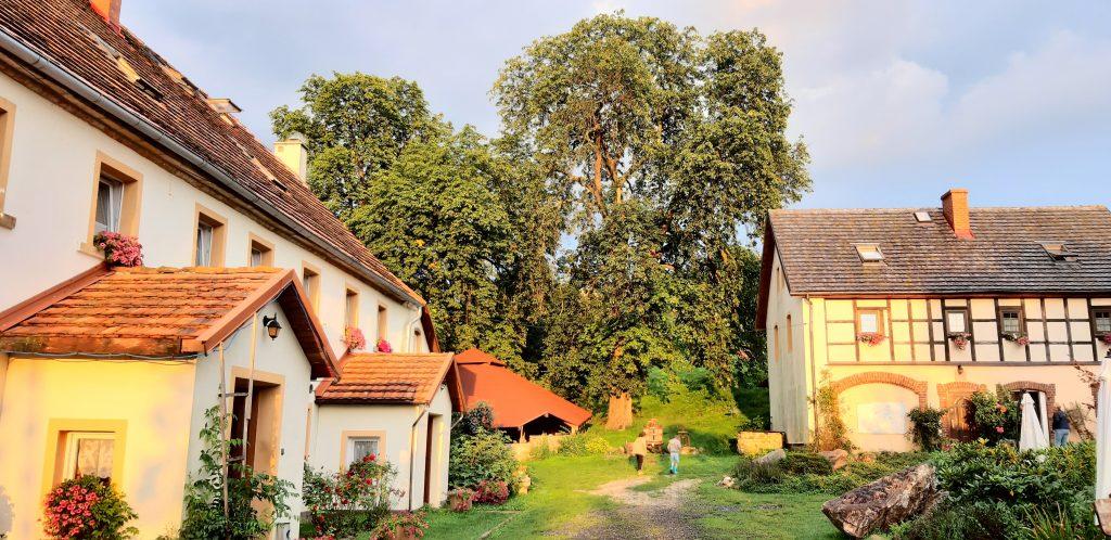 Winnica i Agroturystyka Agat w Sokołowcu