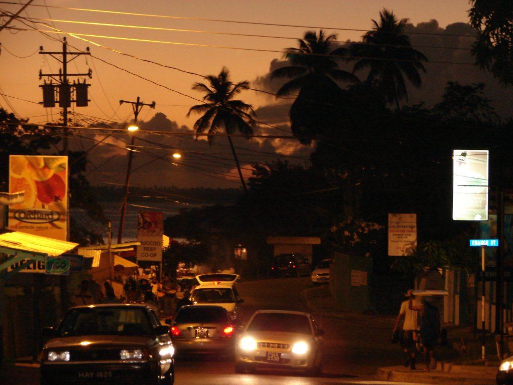 Buccoo Point, Tobago