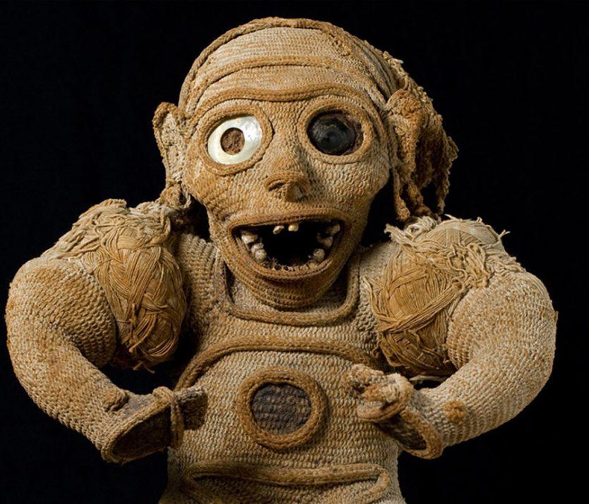(Bawełniany idol / Bawełniany zemí) Lo Zemi di cotone, © Museo di Antropologia ed Etnografia dell'Università di Torino