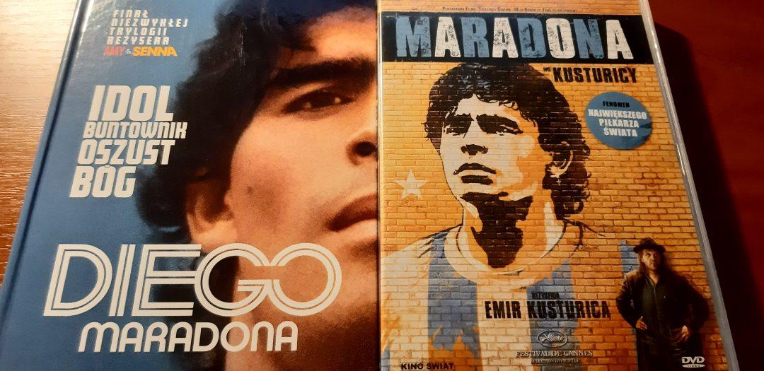 Ręka Boga, czyli Diego Armando Maradona