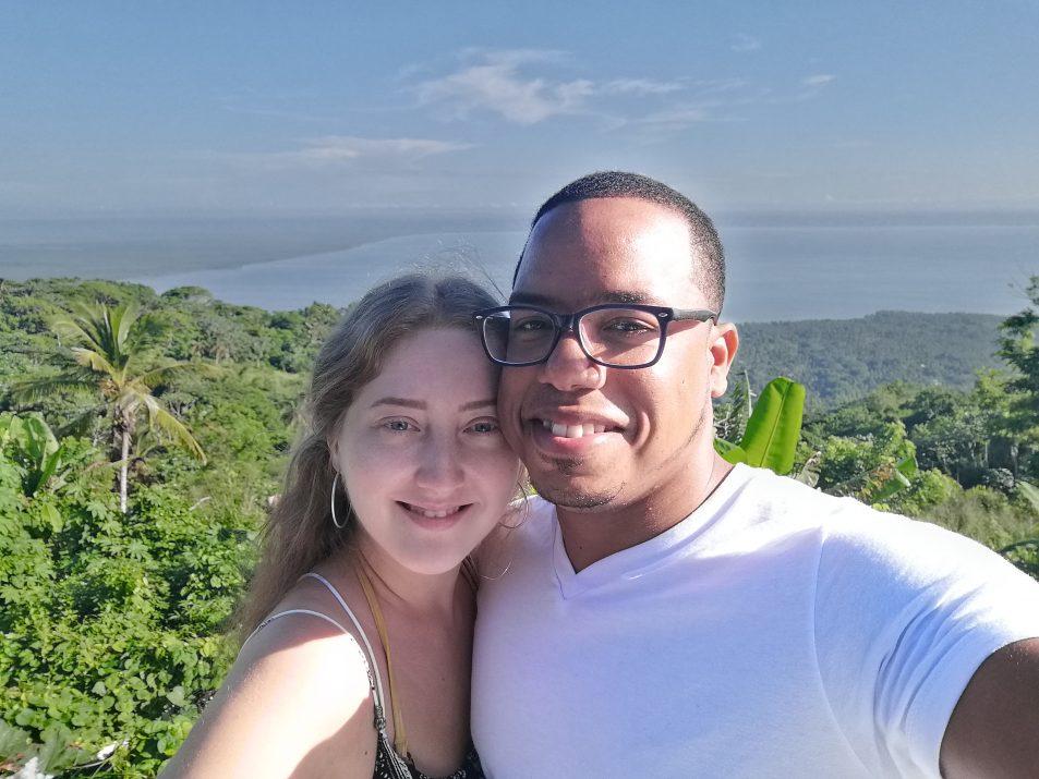 Zosia i Cristian de los Santos (Pal'Caribe), Samana, Dominikana, Zdjęcie tytułowe zrobione za pozwoleniem Pal'Caribe / de Los Santos